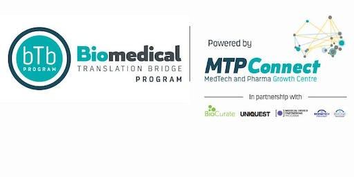 Newcastle Biomedical Translation Bridge Program Information Session