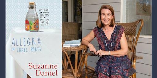 Book Launch: Suzanne Daniel