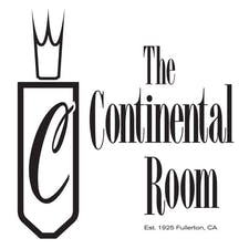 The Continental Room logo