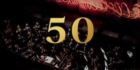 Orchestra Victoria 50th Anniversary Concert tickets