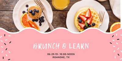 Brunch & Learn