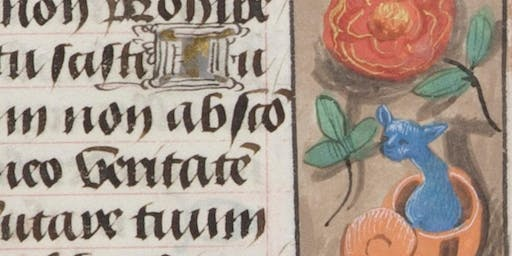 Medieval and early modern marginalia
