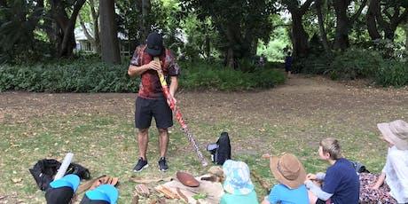 Aboriginal Plant Use - School Holiday Program - 10.30am, Wednesday 17th July 2019. tickets