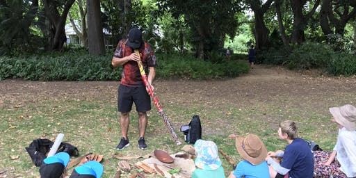 Aboriginal Plant Use - School Holiday Program - 10.30am, Wednesday 17th July 2019.