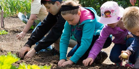 Healthy Gardeners - School Holiday Program - 1.30pm, Tuesday 16th July 2019. tickets