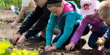Healthy Gardeners - School Holiday Program - 10.30am, Tuesday 16th July 2019 tickets