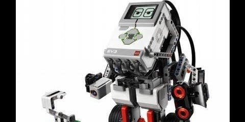 LEGO Robotics Summer Camp - Anatomy of Human Robots