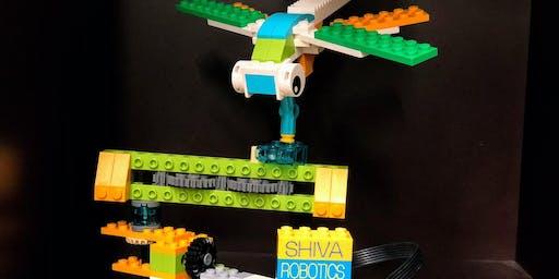 LEGO Robotics Summer Camp - Creature Craze