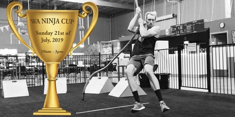 WA Ninja Warrior Cup - 21 July 10am to 3pm tickets
