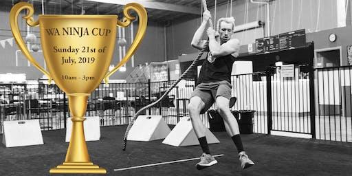 WA Ninja Warrior Cup - 21 July 10am to 3pm