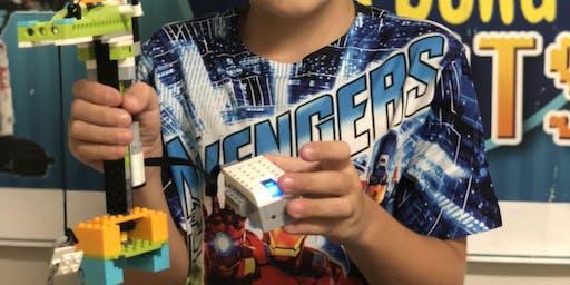 LEGO Robotics Summer Camp - Robots in Manufacturing