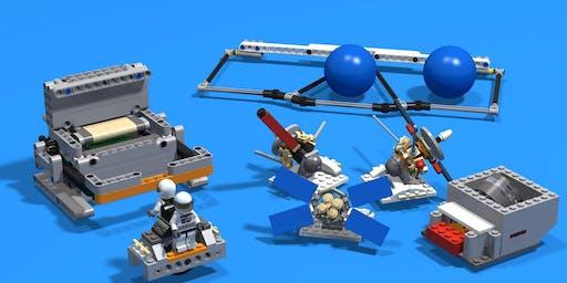 LEGO Robotics Summer Camp - Outer Space Exploration