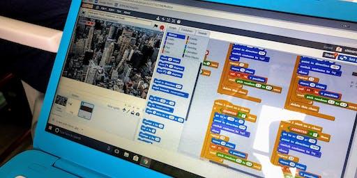 LEGO Robotics Summer Camp - Coding and Game Designing