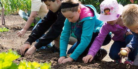 Healthy Gardeners - School Holiday Program - 1.30pm, Tuesday 9th July 2019. tickets