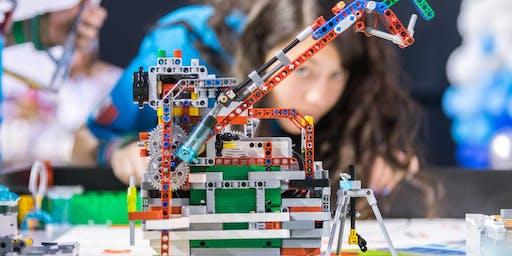 LEGO Robotics Summer Camp - Competitive Robotics