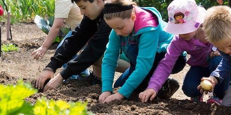 Healthy Gardeners - School Holiday Program - 10.30am, Tuesday 9th July 2019 tickets