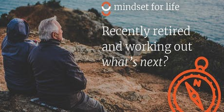 Mindset For Life - Woodside (Sessions 1, 2 & 3) tickets
