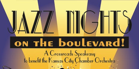 Jazz Nights on the Boulevard! tickets