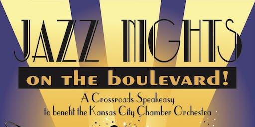 Jazz Nights on the Boulevard!