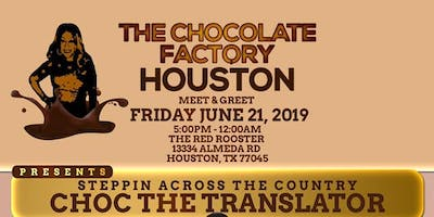 Houston Chocolate Factory Debut
