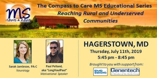 MULTIPLE SCLEROSIS Event in Hagerstown, MD: The Compass to Care