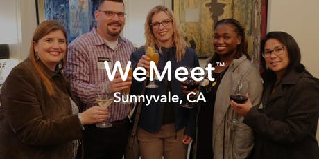 WeMeet Sunnyvale Networking & Happy Hour tickets