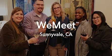 WeMeet Sunnyvale Networking & Social Mixer tickets