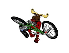 Moose Mountain Bike Trail Society logo