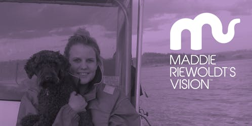 Purple Party Fundraiser for Maddie Riewoldt's Vision
