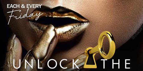 "FEATURE FRIDAYS @TheVAULTBHAM -- ""UNLOCK THE VAULT"" tickets"