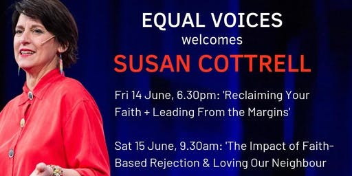 Equal Voices Welcomes Susan Cottrell