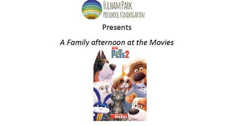 A Family Afternoon at the Movies