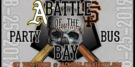 Battle of the Bay Party Bus 2019 tickets