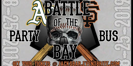 Battle of the Bay Party Bus 2019