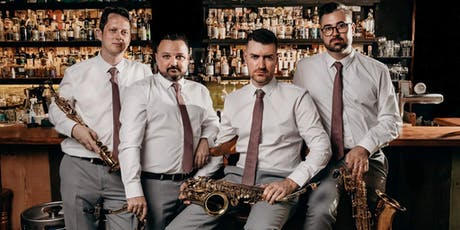 Nexas Quartet: Tango de Saxos.  tickets