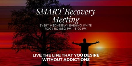 SMART Recovery Meetings tickets