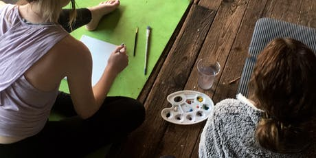 Art and Yoga Flow tickets