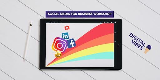 Digital Vibes: Social Media for Business Workshop