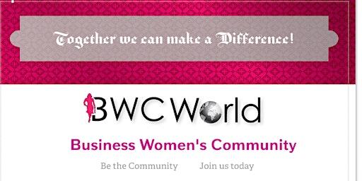 Business Women's Community Networking