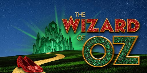 The Wizard of Oz - Sunday, June 16, 2:00 p.m.