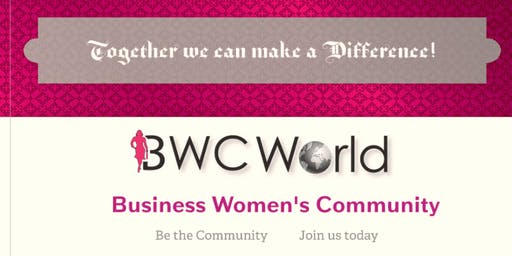 Business Women's Community Networking, Like-minded women