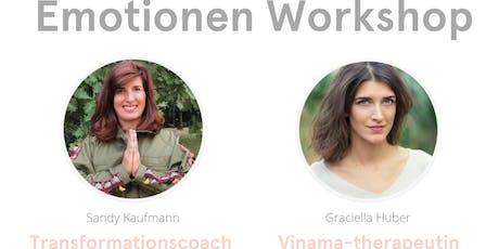 Emotionen Workshop Tickets