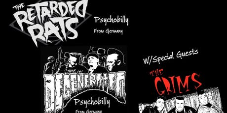 The Retarded Rats & Degenerated Night 2! tickets