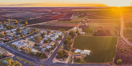Regional Development Strategy - Community Forum Barossa