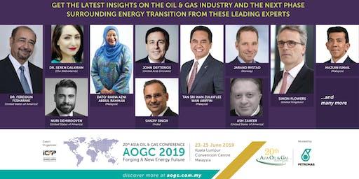 20th Asia Oil & Gas Conference (AOGC - 2019)