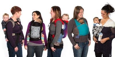 Pregnancy And Newborn (Under 5m) Sling Workshop