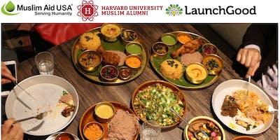 Harvard Muslim Alumni SF Benefit Iftaar for Sri Lanka