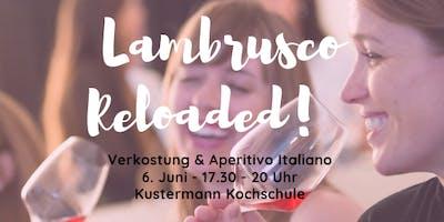 Lambrusco Reloaded für Weinliebhaber