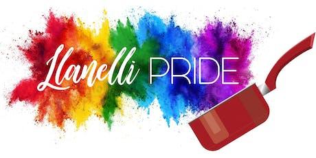 Llanelli Pride tickets