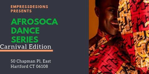 AfroSoca Dance Series: Session 2